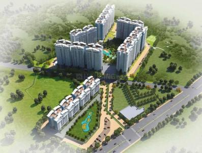 Gallery Cover Image of 1232 Sq.ft 2 BHK Apartment for rent in Purva Palm Beach, Hennur for 22000