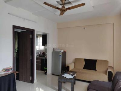 Gallery Cover Image of 500 Sq.ft 1 BHK Apartment for rent in Koramangala for 28000