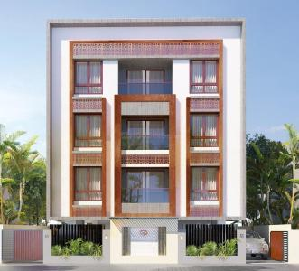Gallery Cover Image of 1600 Sq.ft 3 BHK Apartment for buy in KK Nagar for 25000000