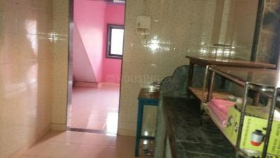 Gallery Cover Image of 280 Sq.ft 1 RK Independent House for rent in Airoli for 9500