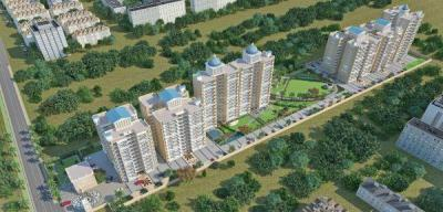 Gallery Cover Image of 1260 Sq.ft 2 BHK Apartment for buy in United La Prisma, Gazipur for 4890000