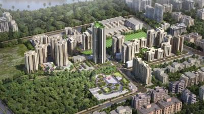 Gallery Cover Image of 750 Sq.ft 1 BHK Apartment for buy in Raunak Unnathi Woods, Kasarvadavali, Thane West for 5860000
