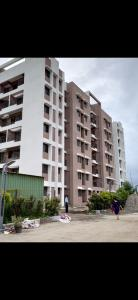 Gallery Cover Image of 250 Sq.ft 1 BHK Apartment for rent in Mahalaxmi Unicon Nivasa Part 1, Perne for 7000