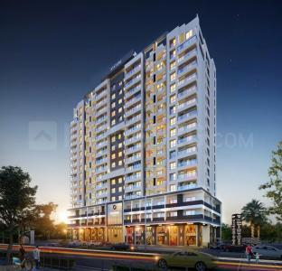 Gallery Cover Image of 950 Sq.ft 2 BHK Apartment for buy in Rucha Stature, Nanded for 5980000