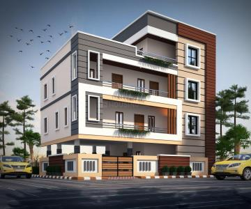 Gallery Cover Image of 5400 Sq.ft 10 BHK Independent House for buy in Gajularamaram for 21500000