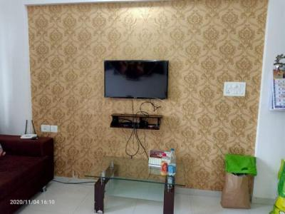 Gallery Cover Image of 650 Sq.ft 1 BHK Apartment for rent in Somani Somani Residency, Punawale for 13500