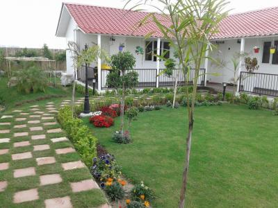 Gallery Cover Image of 1201 Sq.ft 3 BHK Villa for buy in Sector 150 for 4100000