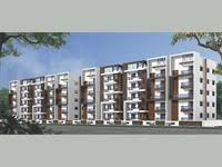 Gallery Cover Image of 1188 Sq.ft 1 BHK Apartment for buy in Jayani Paradise, Mahadevapura for 8553600