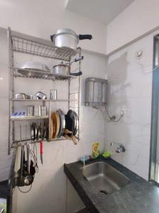 Kitchen Image of Asha Properties in Powai