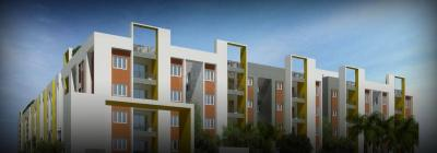 Gallery Cover Image of 1483 Sq.ft 3 BHK Apartment for rent in Thoraipakkam for 27000