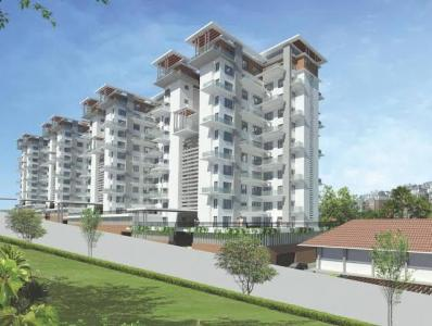 Gallery Cover Image of 1022 Sq.ft 3 BHK Apartment for buy in Kumar Peninsula, Pashan for 18100000