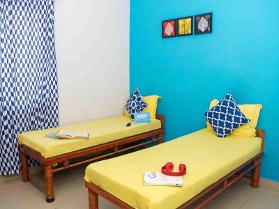 Bedroom Image of Zolo Adroit in Wadgaon Sheri