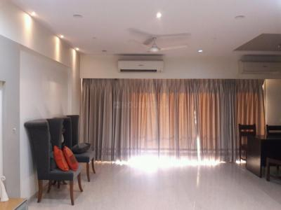 Gallery Cover Image of 1950 Sq.ft 3 BHK Apartment for rent in Bandra East for 165000