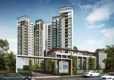 Gallery Cover Image of 1002 Sq.ft 2 BHK Apartment for buy in Radiance Icon, Koyambedu for 10000000