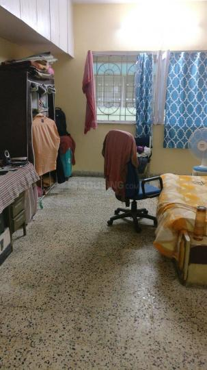 Bedroom Image of 900 Sq.ft 1 BHK Independent Floor for rent in Vashi for 23000