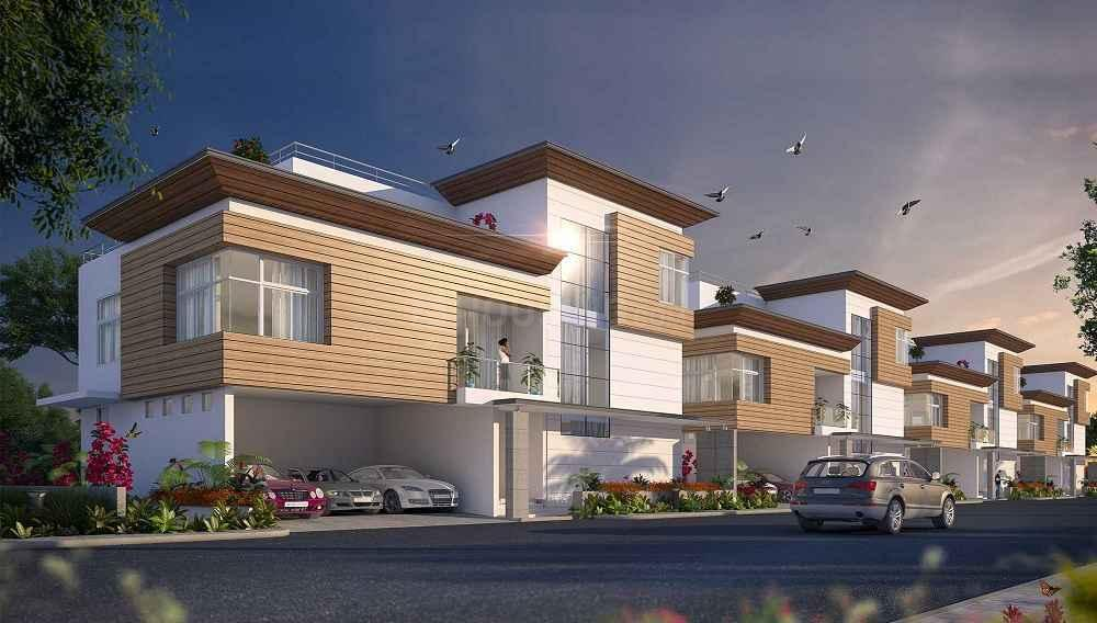 Building Image of 2500 Sq.ft 3 BHK Villa for buy in Thirumalashettyhally for 16500000