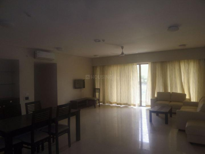 Living Room Image of 2700 Sq.ft 3 BHK Apartment for rent in RMV Extension Stage 2 for 100000