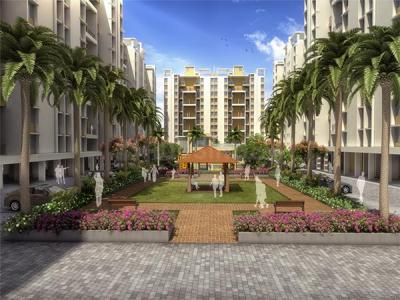 Gallery Cover Image of 1016 Sq.ft 2 BHK Apartment for rent in Mohammed Wadi for 13000