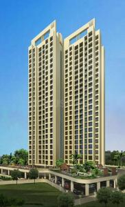 Gallery Cover Image of 550 Sq.ft 2 BHK Apartment for buy in Mukta Mukta Residency, Daighar Gaon for 5580000
