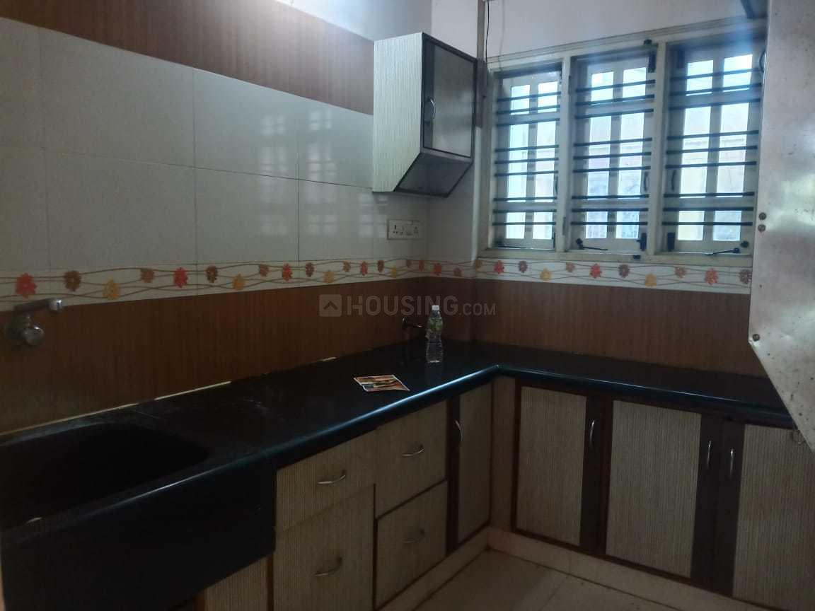 Kitchen Image of 435 Sq.ft 1 BHK Independent Floor for rent in Kodihalli for 16000