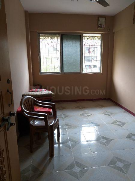 Living Room Image of 600 Sq.ft 1 BHK Independent Floor for rent in Kamothe for 9500