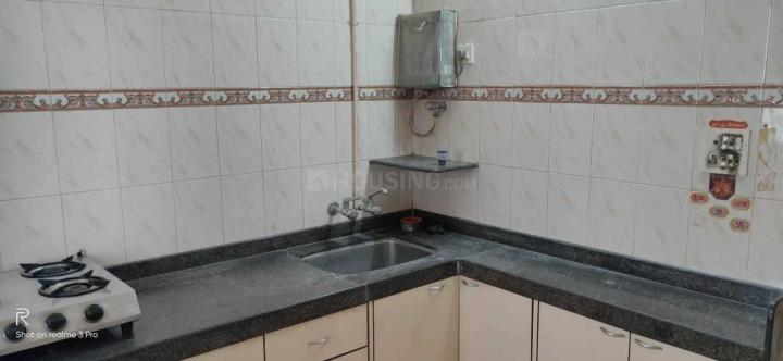 Kitchen Image of 540 Sq.ft 2 BHK Apartment for rent in Bandra East for 79000