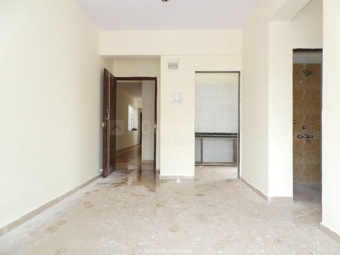 Living Room Image of 1100 Sq.ft 2 BHK Apartment for rent in Kamothe for 15000