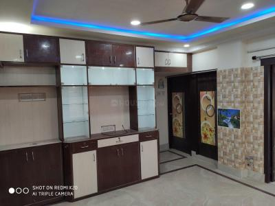 Gallery Cover Image of 1030 Sq.ft 3 BHK Independent Floor for rent in Tollygunge for 22000
