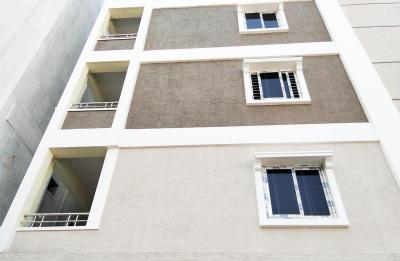 Gallery Cover Image of 1100 Sq.ft 3 BHK Apartment for rent in Madhapur for 31000