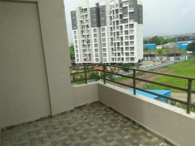 Gallery Cover Image of 1200 Sq.ft 2 BHK Independent Floor for rent in Chikhali for 11500