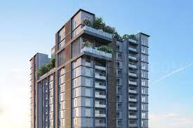 Gallery Cover Image of 2400 Sq.ft 3 BHK Apartment for rent in Risha One 49, Ambli for 110000