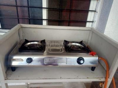 Kitchen Image of Om Sai Luxury PG in Kharadi