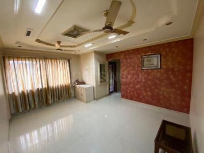 Gallery Cover Image of 666 Sq.ft 1 BHK Apartment for rent in Nyati Shubharambh Complex, Thane West for 18000