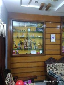 Gallery Cover Image of 1070 Sq.ft 2 BHK Apartment for rent in Sai Nikitha Homes, Nizampet for 16000