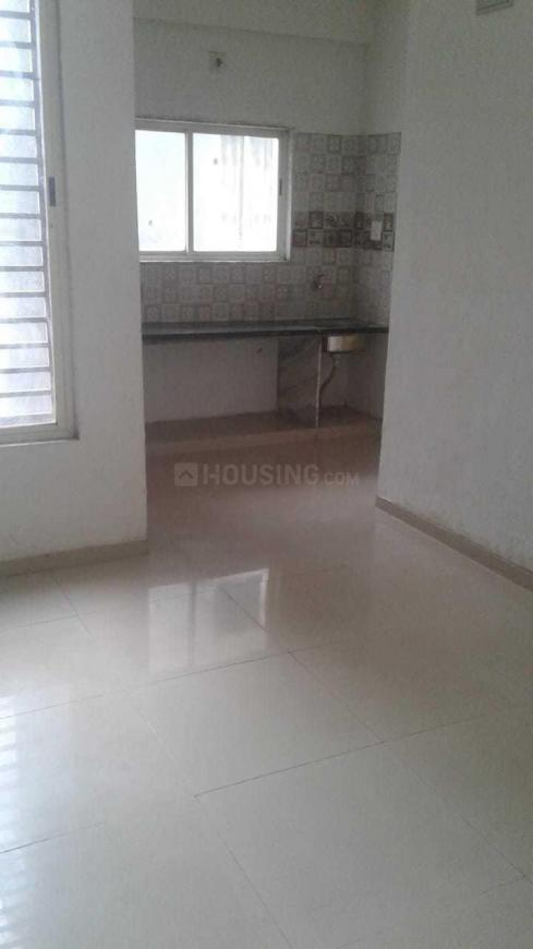 Kitchen Image of 840 Sq.ft 1 RK Apartment for buy in Chandkheda for 2200000