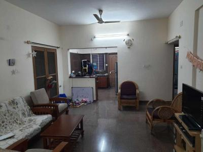 Gallery Cover Image of 1200 Sq.ft 2 BHK Independent Floor for rent in Sahakara Nagar for 21000