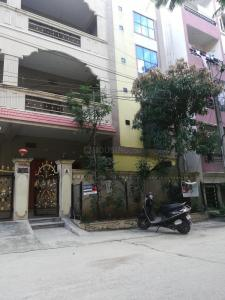 Gallery Cover Image of 1200 Sq.ft 2 BHK Independent House for rent in Pragathi Nagar for 10500