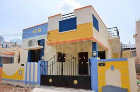 Gallery Cover Image of 800 Sq.ft 2 BHK Independent House for buy in Kandigai for 3300000