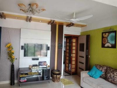 Gallery Cover Image of 1400 Sq.ft 3 BHK Apartment for rent in Seawoods for 45000