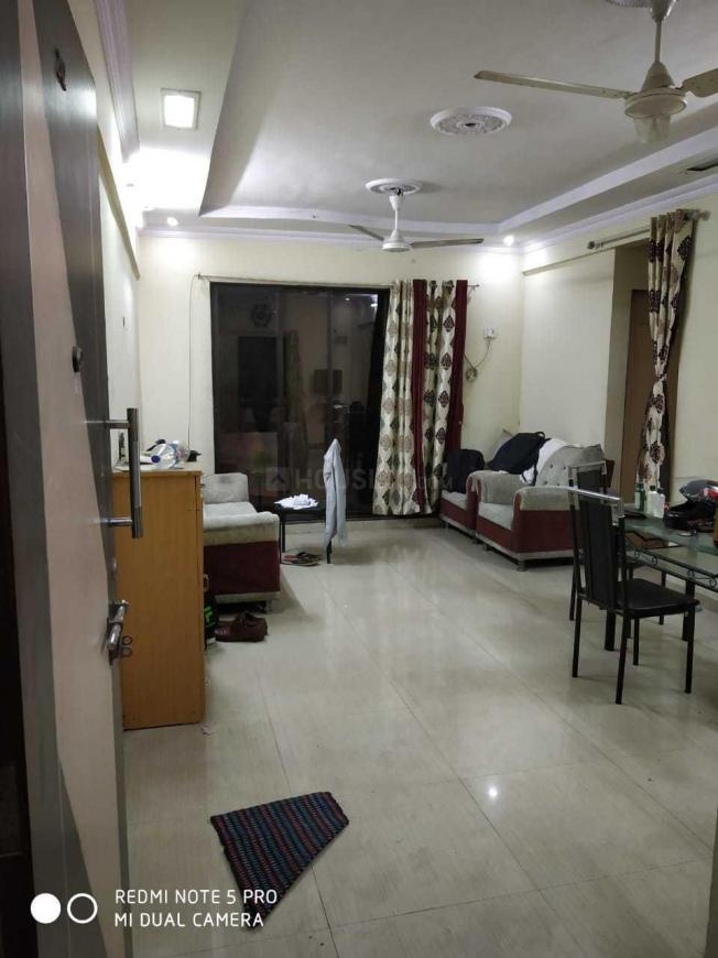 Living Room Image of 1100 Sq.ft 2 BHK Apartment for rent in Nerul for 30000