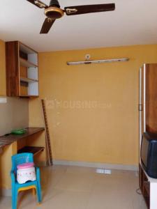 Gallery Cover Image of 200 Sq.ft 1 RK Independent Floor for rent in Srirampuram for 4500