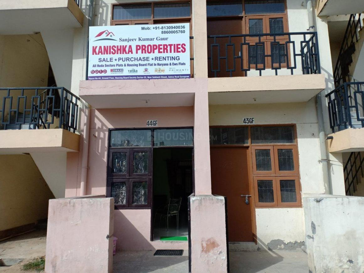 Building Image of 540 Sq.ft 1 BHK Apartment for buy in Sector 81 for 650000