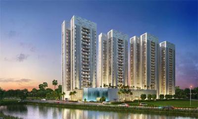 Gallery Cover Image of 1342 Sq.ft 3 BHK Apartment for buy in Salt Lake City for 11000000