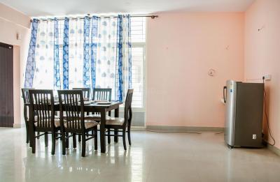 Dining Room Image of 002 Santhosh Residency in Munnekollal