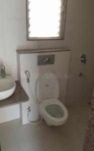 वाकड़ में वन रूम इन 3बीएचके फ़ॉर ए फ़ीमेल के बाथरूम की तस्वीर