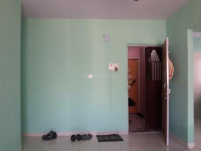 Gallery Cover Image of 550 Sq.ft 1 BHK Apartment for rent in Airoli for 14000