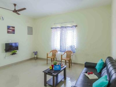 Living Room Image of Zolo Xiang in Thoraipakkam