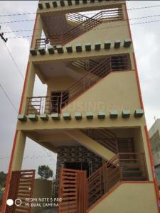Gallery Cover Image of 600 Sq.ft 1 BHK Independent Floor for rent in Cheemasandra for 6000