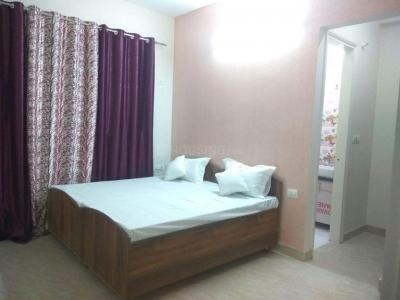 Bedroom Image of Apna Homes PG in Sector 48