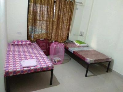 Bedroom Image of Coolstay Boys Paying Guest in Vishrantwadi